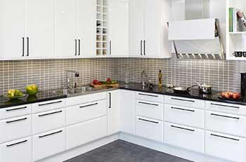 Kök med Modern Stil