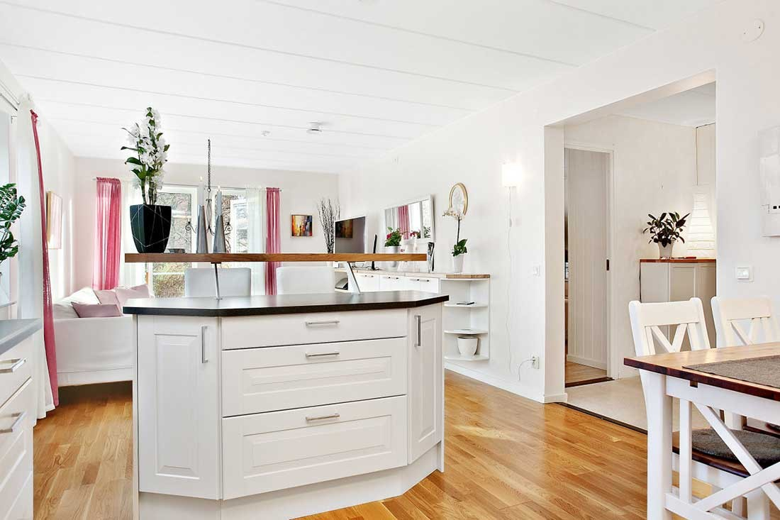 Köket Koster Antik med Kantprofil 19MM