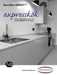 Katalog Expressköket | Novaflex
